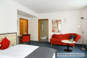Hotel 7 Säulen Komfortzimmer