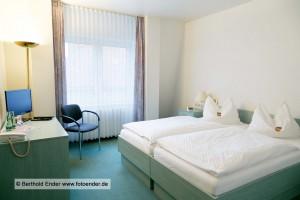 Hotel 7 Säulen Standardzimmer