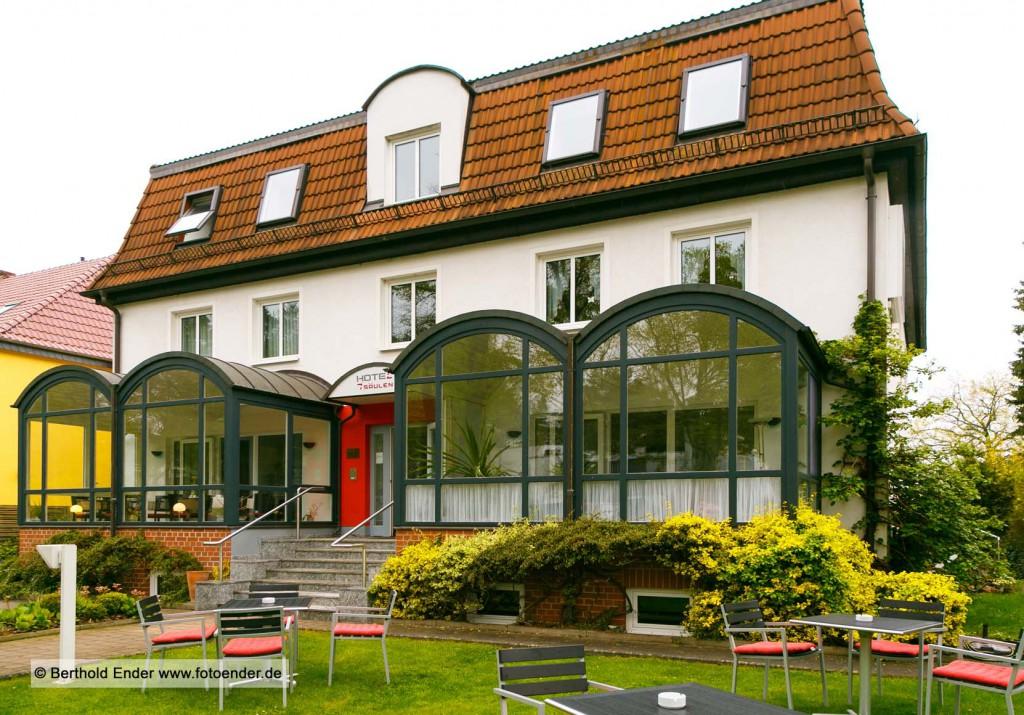 Hotel 7 Säulen in 06846 Dessau-Roßlau