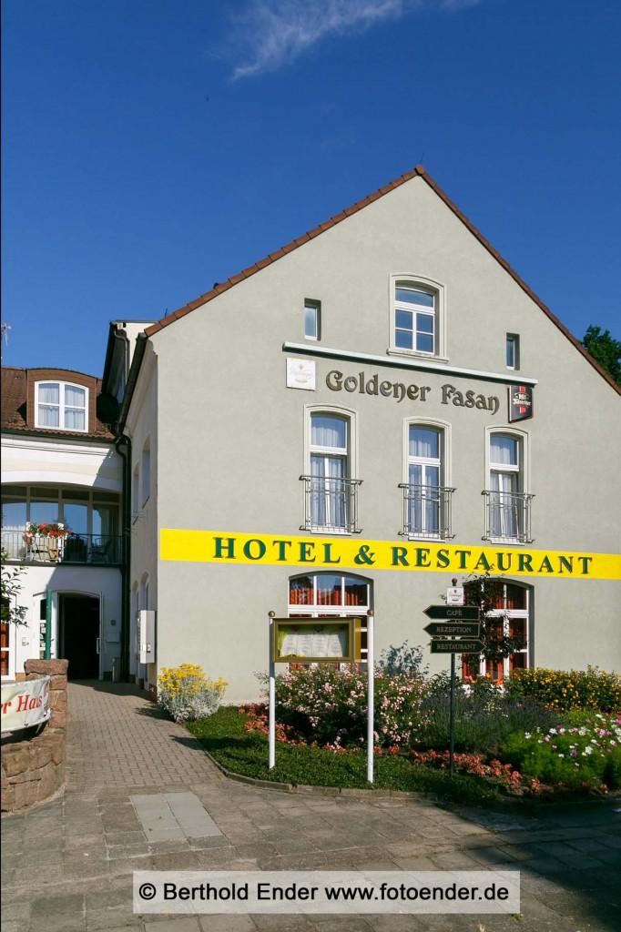 Hotel Goldener Fasan, Oranienbaum, Dessauerstr. 41-42
